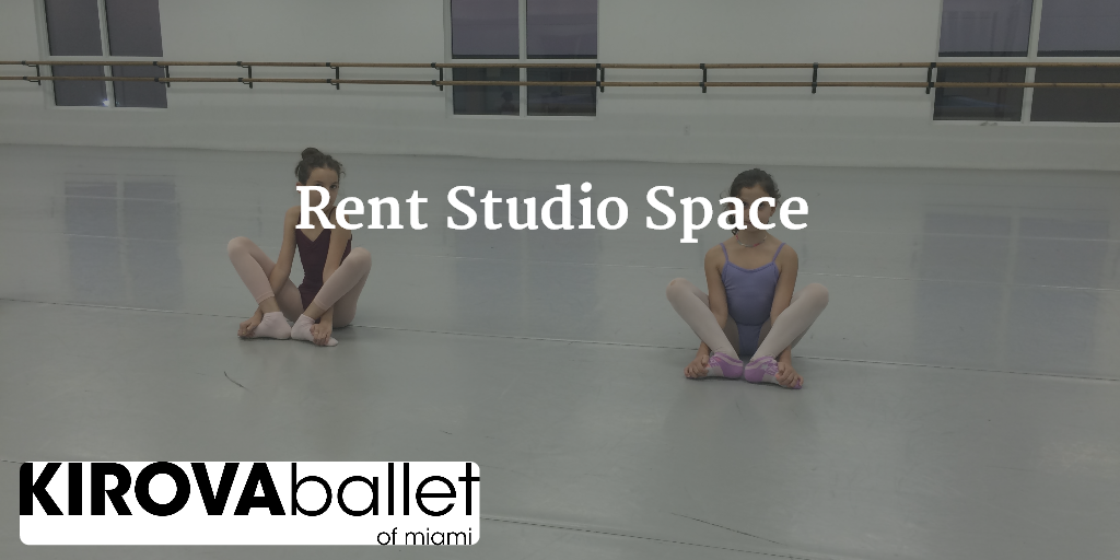 Rent Studio Space