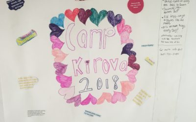 Camp Kirova poster contest