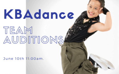 Hip hop team auditions