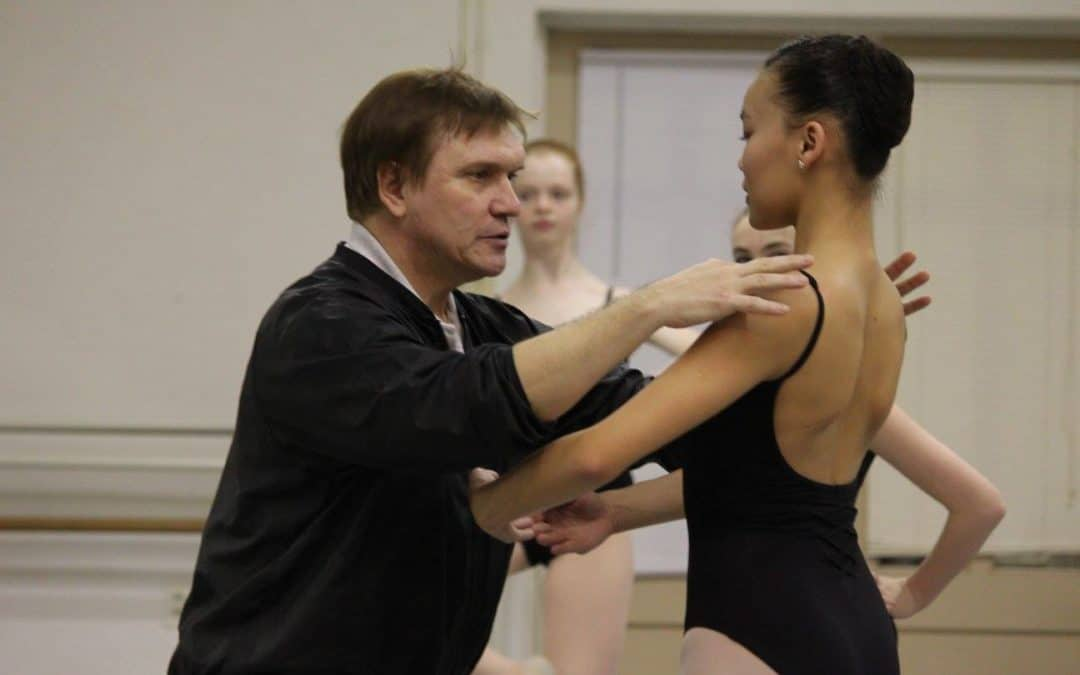 Ballet Masterclass with Valery Lantratov